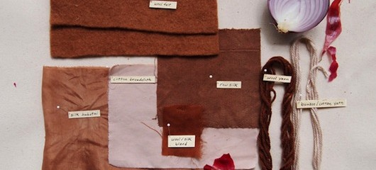 Folk Fibers Natural Dyes