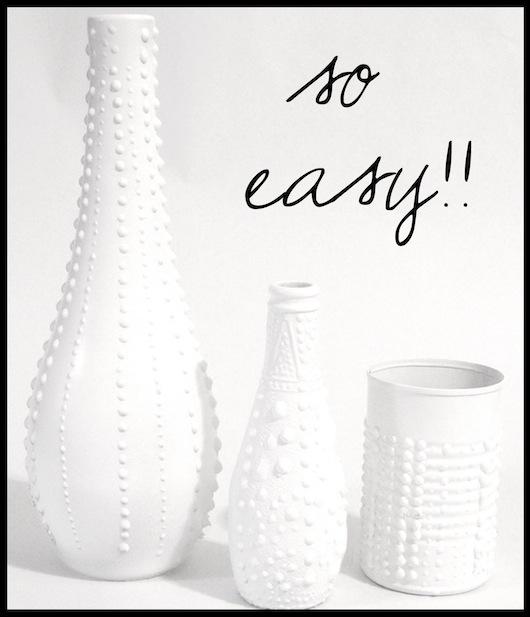 Jonathan Adler Pottery DIY - After