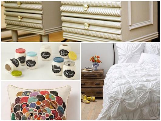 Marvelous Anthropologie Inspired Bedroom