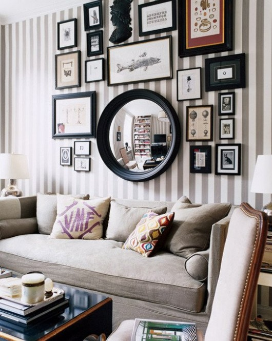 Apartment Therapy- Design Classics, Convex Mirrors