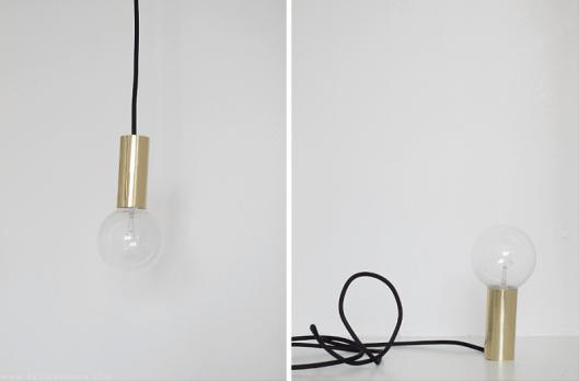 Design and Form | DIY Lamp