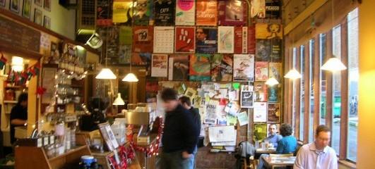 Cafe Allegro | Flickr BrewBooks