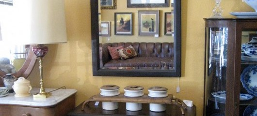 Antiques and Eclectika Dublin Station Facebook
