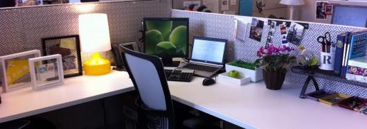 Happy Office - Twenty Something Test Dummies   Cubicle Love