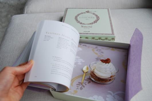 The Caker Blog | Laduree Recipe Book