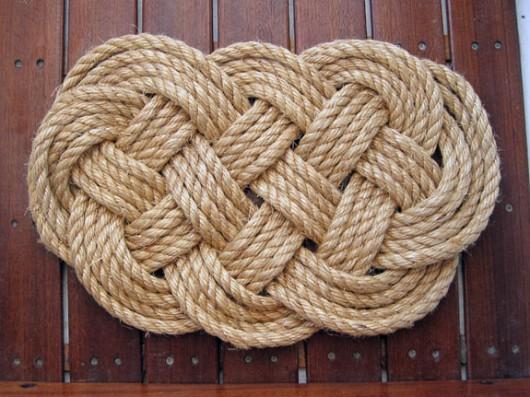 Diy Rugs Sailing Chance Rope Rug