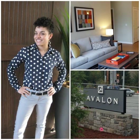 Avalon Alderwood Collage