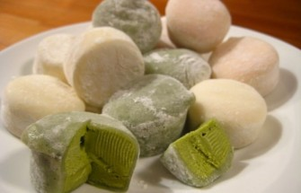 Mochi Ice Cream | Wikipedia