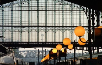 interior Gare de Paris-Nord