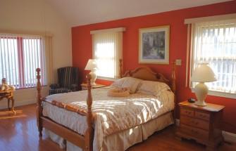 master bedroom potomac river retreat