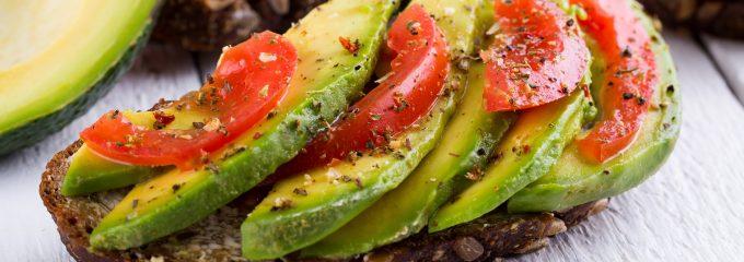 avocado dish