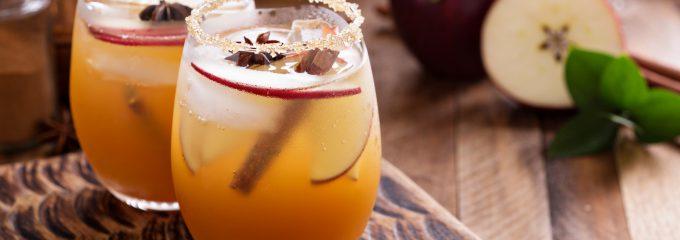 4 Thanksgiving cocktail ideas