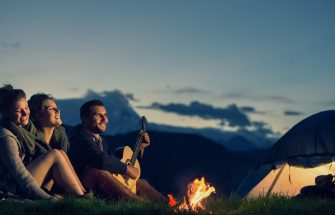 4 relaxing summer camping trip ideas
