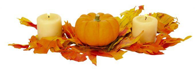5 DIY Thanksgiving decorations