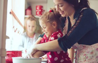 6 things the kids can do to help out with the big meal
