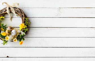 simple decorations to celebrate spring
